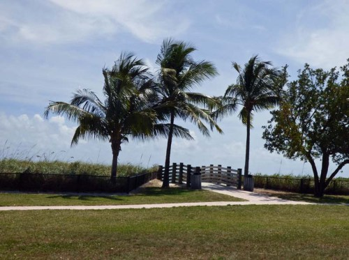 a Walkway to Beach