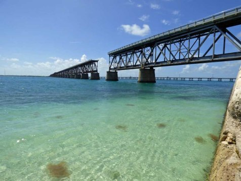 b Bahia Honda Bridge