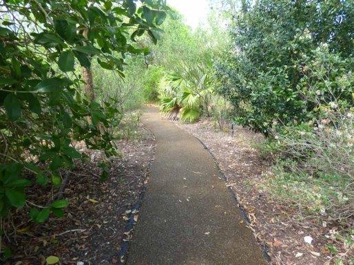 f Paved Path