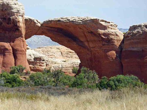 b Broken Arch