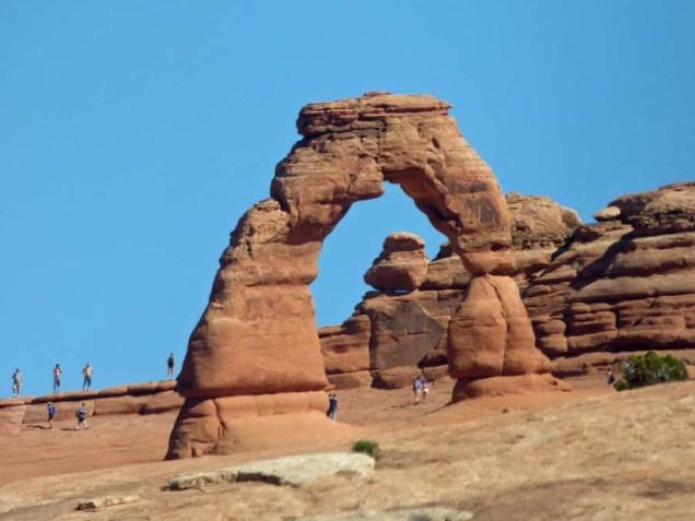 b Delicate Arch