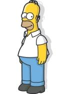 b Homer Simpson
