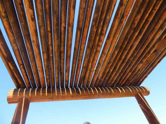 b Roof Over Picnic Table