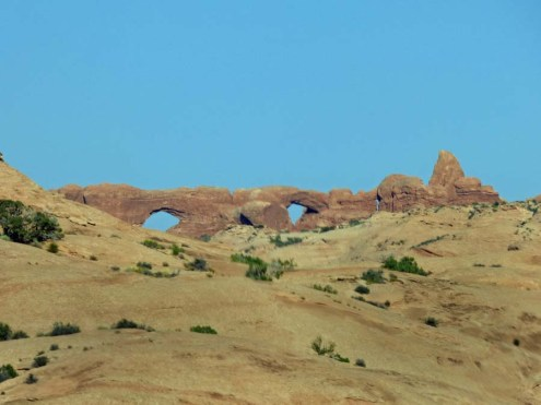 b Two Arches
