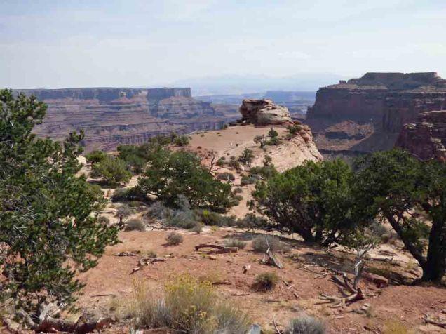 b08 Shafer Canyon Overlook