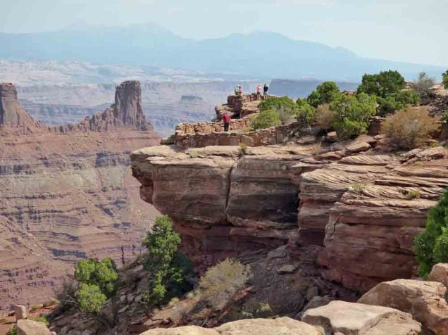 b12 Precarious Overlook