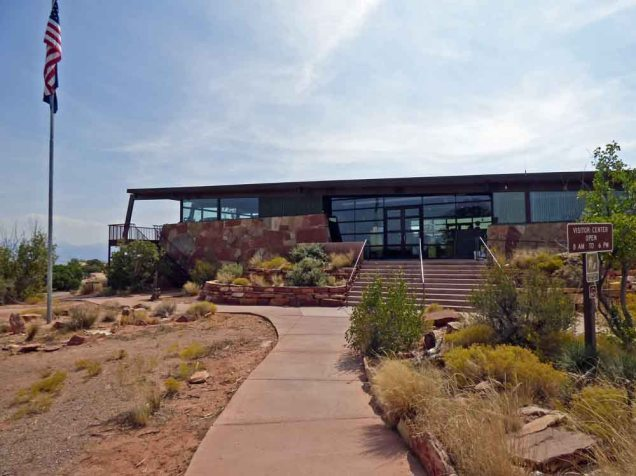 b17 Dead Horse Point Visitor Center