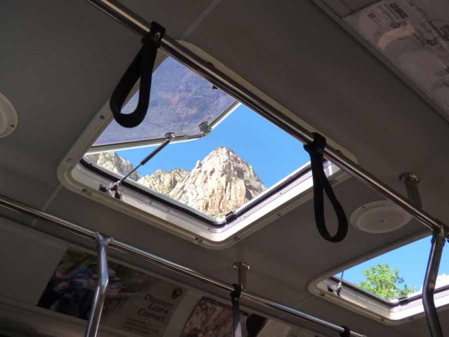 b7 Peak Through Bus Roof