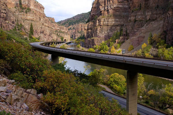 I-70 Glenwood Canyon