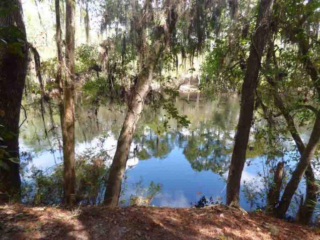 b Calm Water Suwanee River
