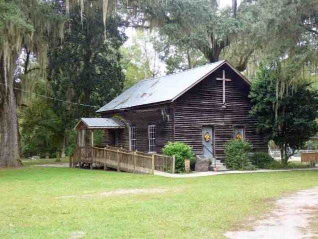 b07 Falling Creek Church