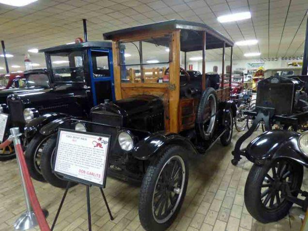 b 1923 Ford Depot Hack