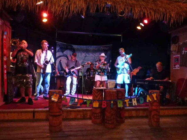 b Band at Dockside