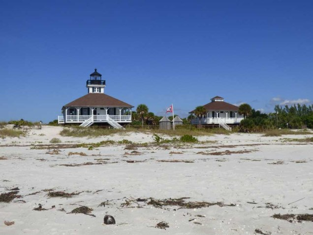b Boca Grande Lighthouse