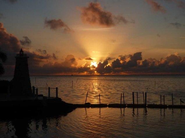b Sunrise