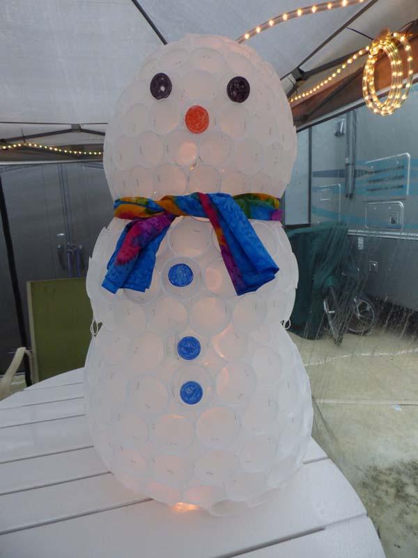 b Snowman Day