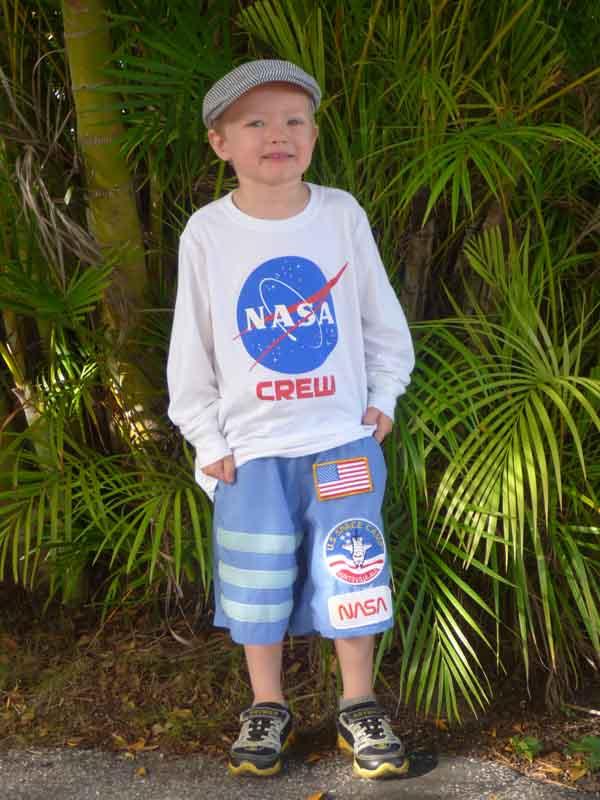 b06 Owen Astronaut in Training