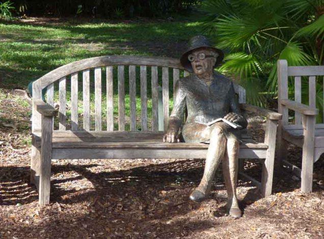 b11 Marjorie Stoneman Douglas Statue