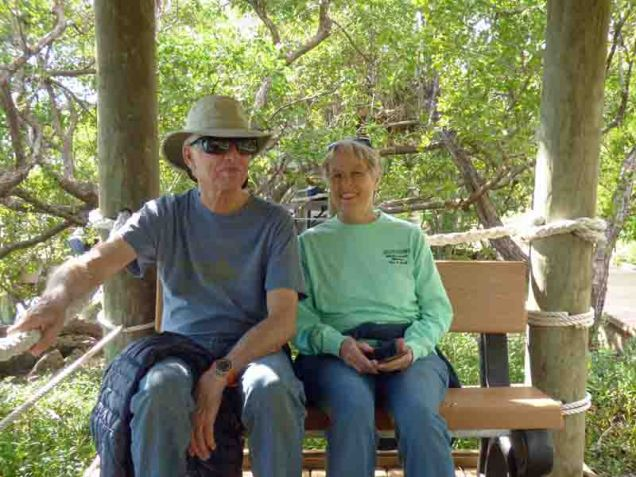 b Martin and Betsy