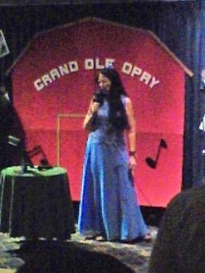 Dinata Singing Coal Miner's Daughter