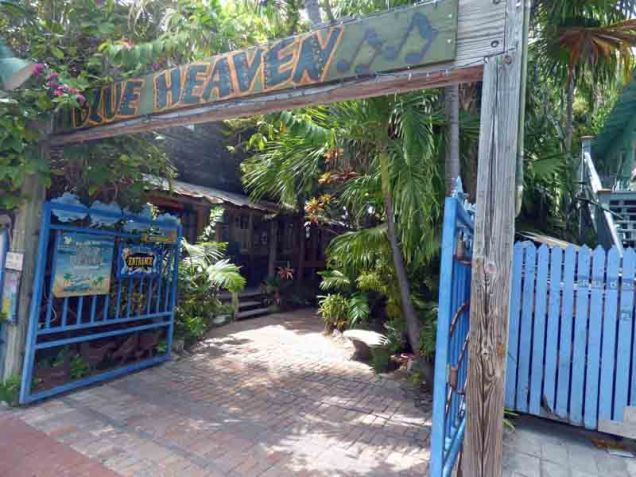 b Gate to Blue Heaven