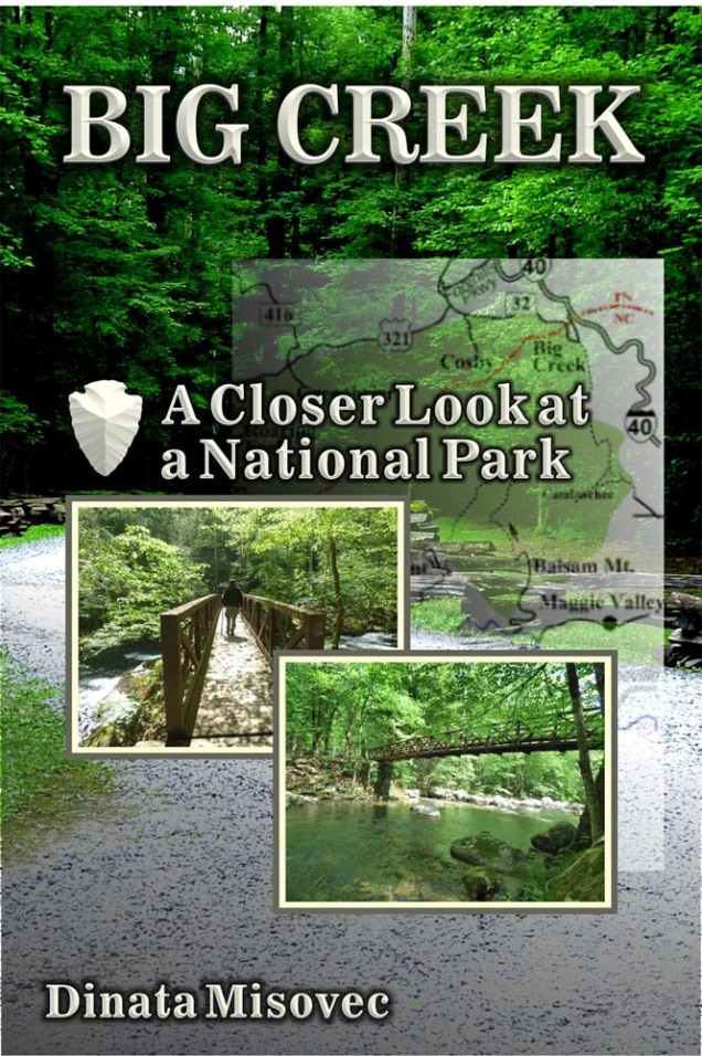 Big Creek Cover April 15