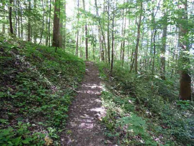 b Baxter Creek Trail