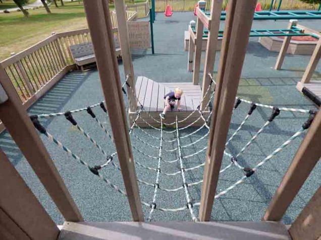 b Cam Starting Rope Net