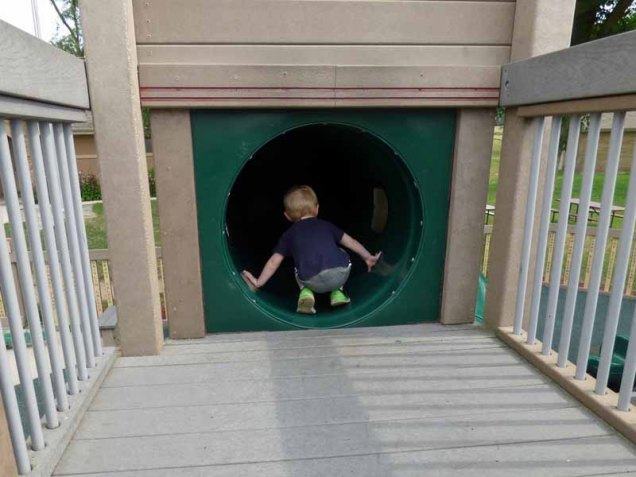 b Camp Entering Slide