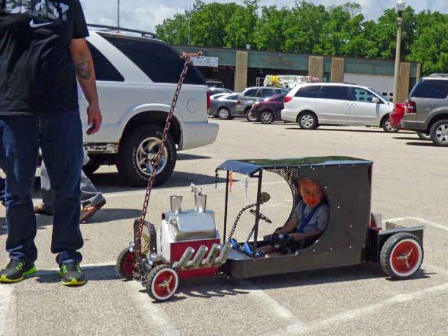 b Hot Rod Wagon