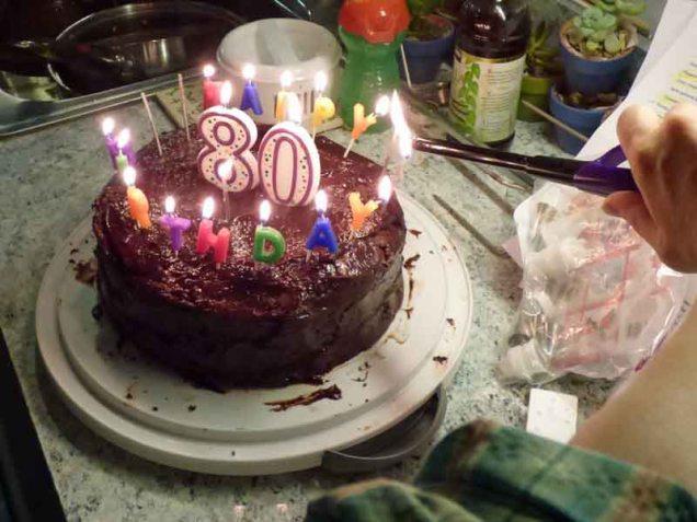 b1 Birthday Cake