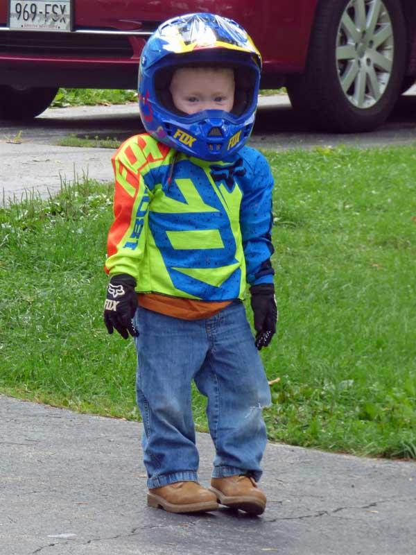 b4 Baby Biker Cam
