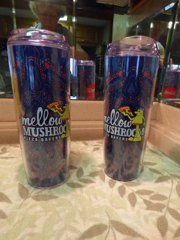 b Mellow Mushroom Mugs