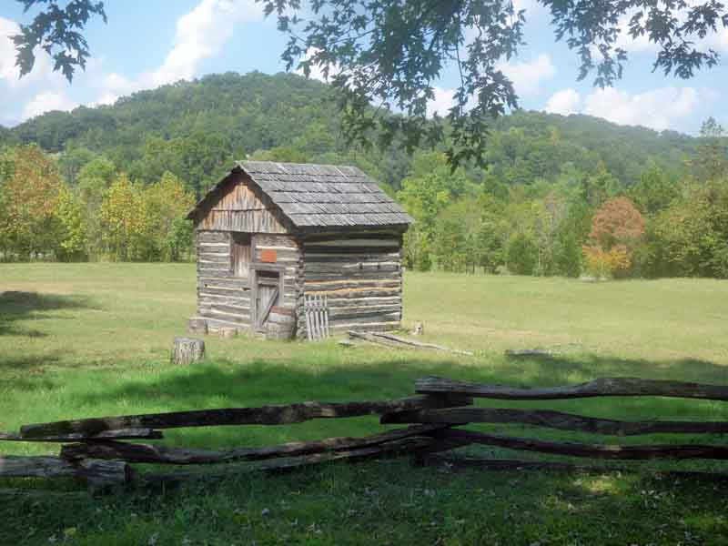 Exceptionnel B03 Small Building At Cumberland Gap National Historical